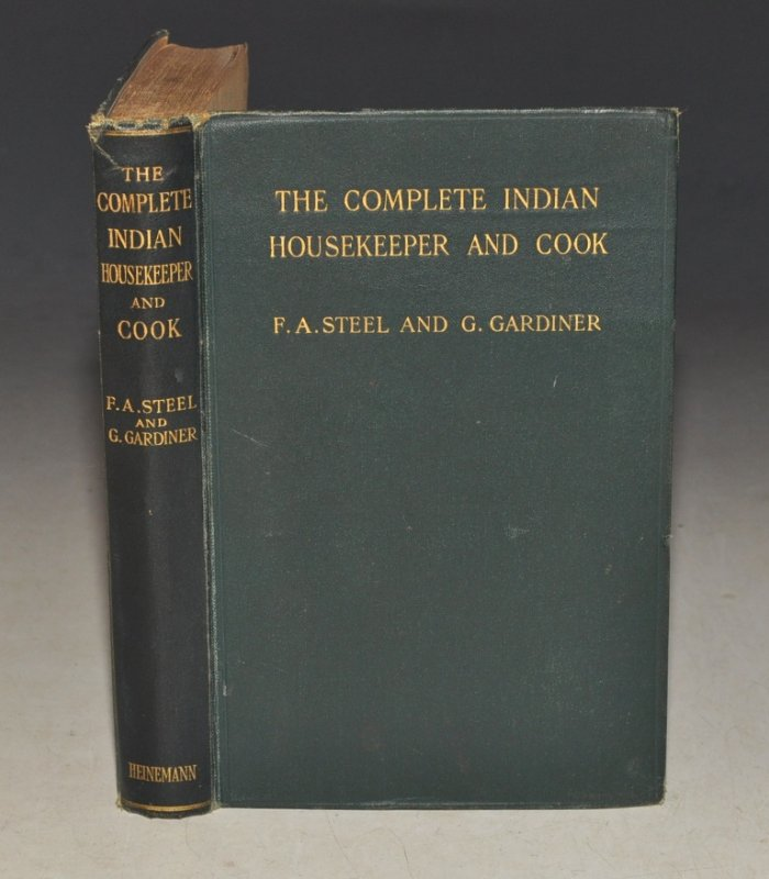 Image for The Complete Indian Housekeeper and Cook. Giving the duties of Mistress and Servants the general management of the house and practical recipes for cooking in all its branches. New edition.