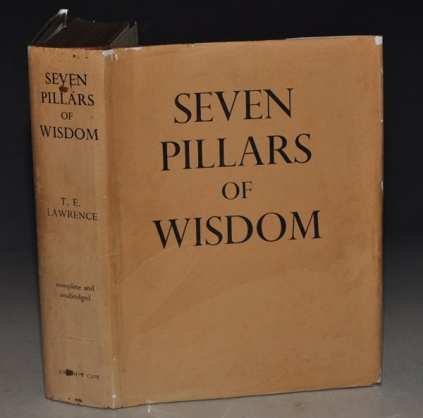 Image for Seven Pillars of Wisdom. A Triumph.