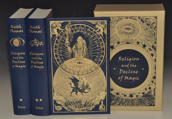 Image for Religion and the Decline of Magic. Studies in Popular Beliefs in Sixteenth- and Seventeenth-Century England. Introduced by Hilary Mantel. In Two Volumes. Cased.