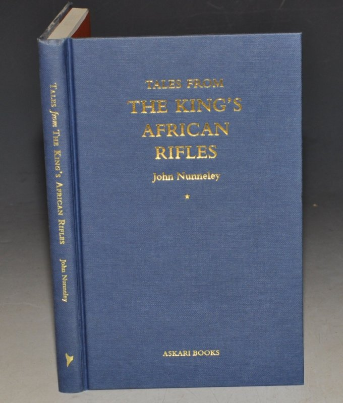 Image for Tales from the King's African Rifles.