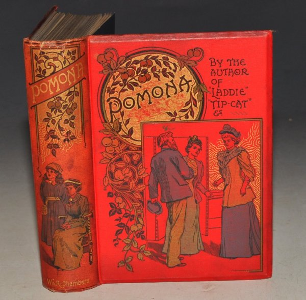 Image for Pomona. By The Author of 'Laddie,' 'Tip-Cat,' &c. &c.