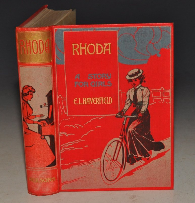 Image for Rhoda, A Tale for Girls.
