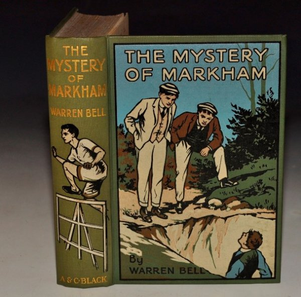 Image for The Mystery of Markham.