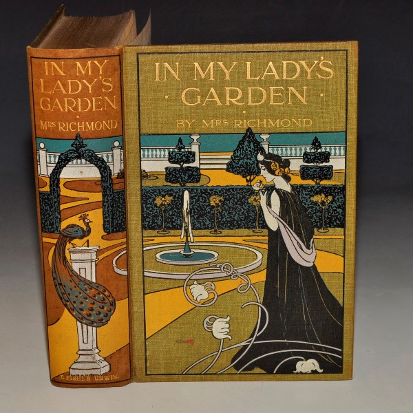 Image for In My Lady's Garden. With two Coloured Illustrations by Beatrice Parsons. and Forty-Eight other plates.
