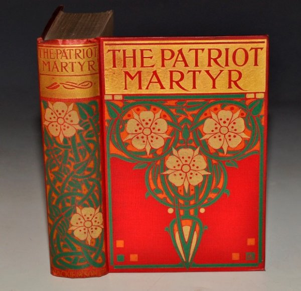 Image for The Patriot Martyr. And Other Narratives of Female Heroism in Peace and War. Jeanne Darc &c.