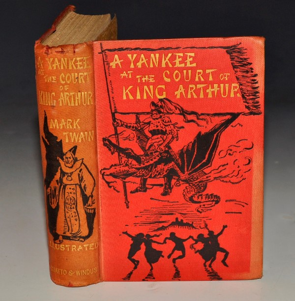 Image for A Yankee at the Court of King Arthur. With 220 Illustrations by Dan Beard.