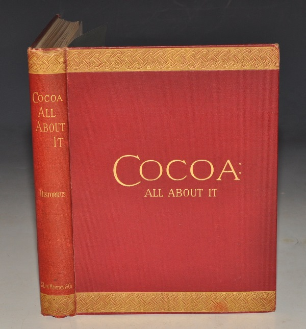 Image for Cocoa. All about it.