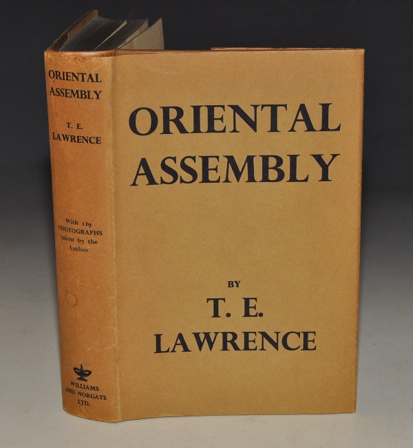 Image for Oriental Assembly. With photographs by the Author.