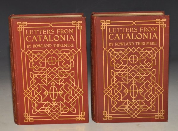 Image for Letters from Catalonia and Other Parts of Spain. In Two Volumes.