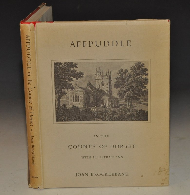 Image for Affpuddle in the County of Dorset. A.D.987 - 1953. A Study Compiled from Written Sources.
