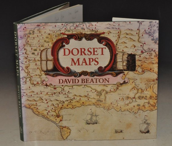 Image for Dorset Maps. Signed copy.