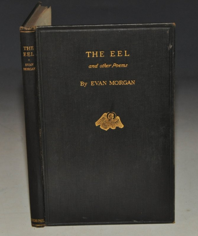 Image for The Eel, and Other Poems. With a Foreword by Alfred Noyes.