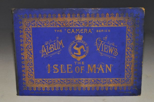 "Image for The ""Camera"" Series: Album of Views of The Isle of Man. (Books of local Architectural & Scenic Views)."