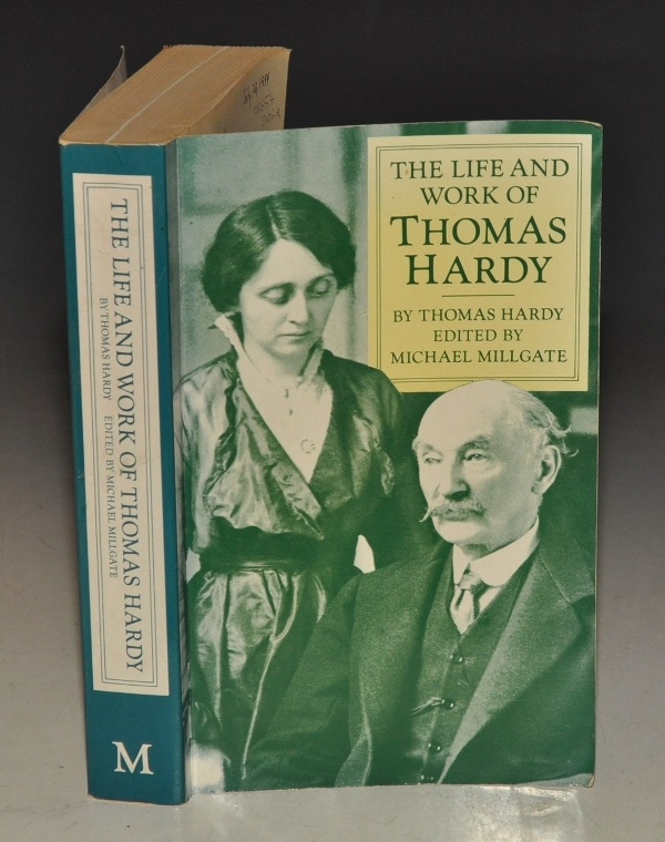 Image for The Life and Work of Thomas Hardy. By Thomas Hardy.