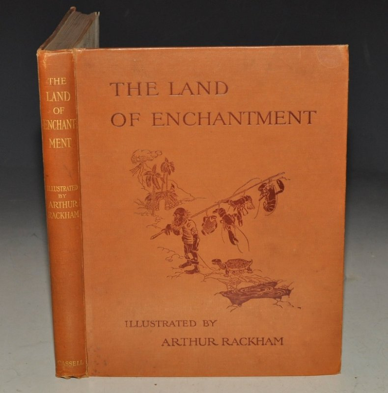 Image for The Land of Enchantment.