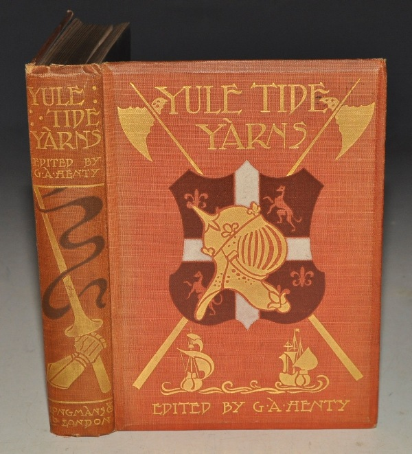 Image for Yule-tide Yarns. With Fotry-five Illustrations. Re-Issue.