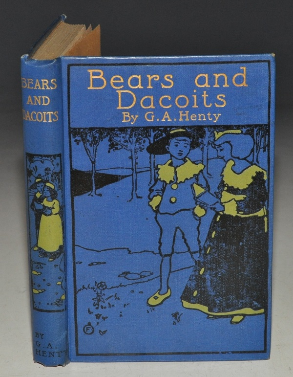 Image for Bears and Dacoits. And Other Stories.