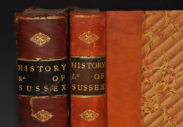 Image for The History, Antiquities and Topography of the County of Sussex. In Two Volumes.