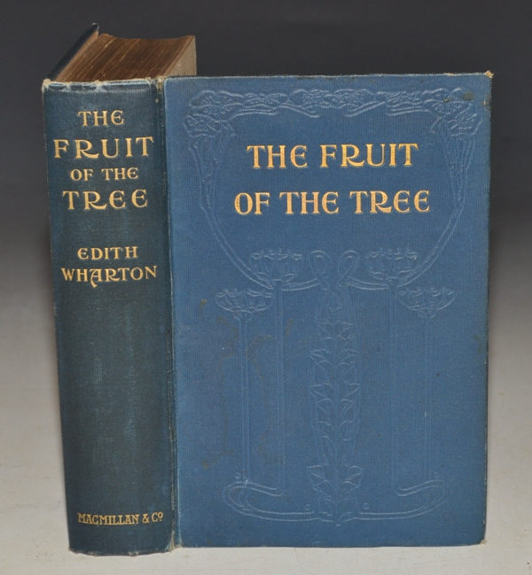 Image for The Fruit of the Tree. Author of 'The House of Mirth,' etc.