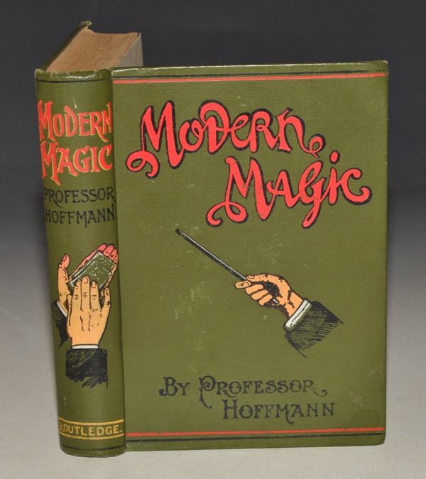 Image for Modern Magic. A Practical Treatise on the Art of Conjuring. With 318 Illustrations.