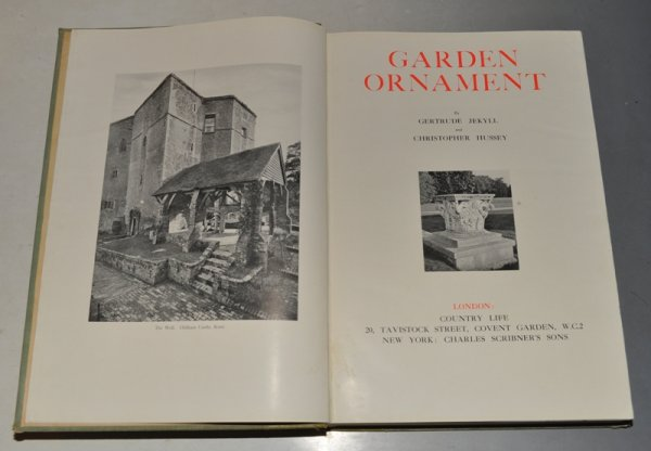 Image for Garden Ornament. Second Edition.