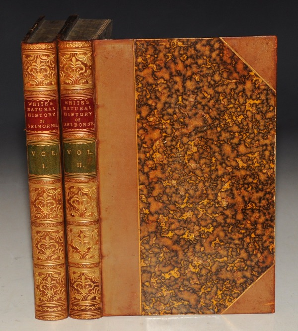 The Natural History of Selborne. To which are added, The Naturalist's Calendar, Miscellaneous Observations, and Poems. A New Edition, With Engravings. In Two Volumes.