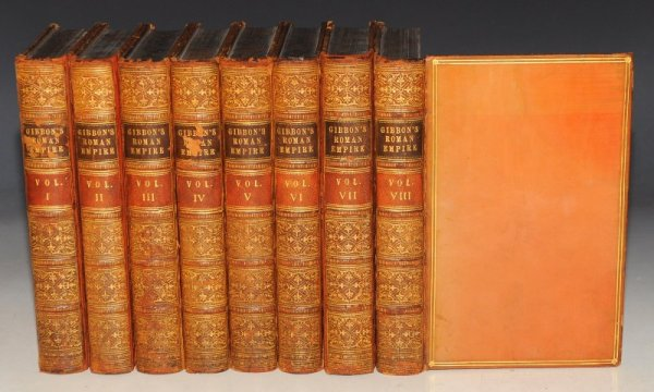 Image for The History of the decline and Fall of the Roman Empire. New Edition. In Eight Volumes.