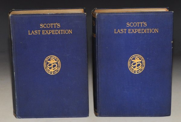 Image for Scott's Last Expedition. Vol.I - Being the Journals of Capt. R. F. Scott. Vol.II - Being the reports of the journeys & the scientific work undertaken by Dr. E. A.Wilson and the surviving Members of the Expedition. In Two Volumes.