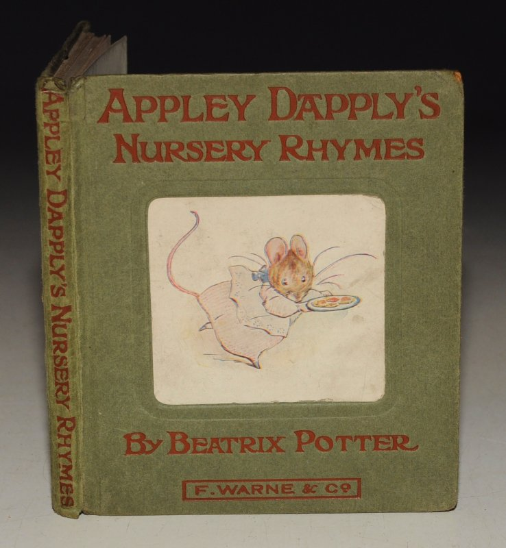 Image for Appley-Dapply's Nursery Rhymes.
