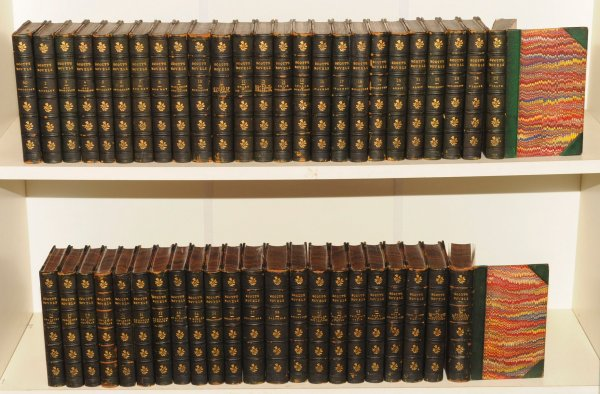 Image for Waverley Novels. Complete in 48 Volumes.