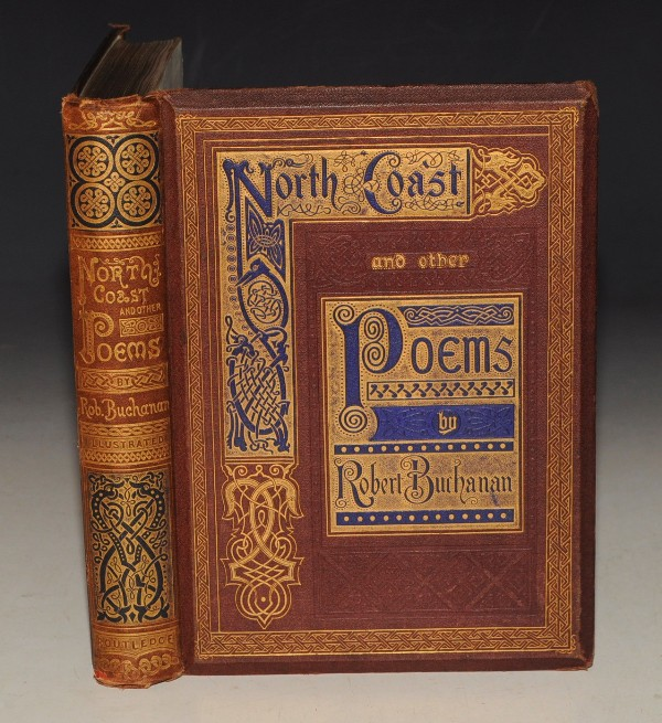 Image for North Coast and Other Poems With Illustrations,... Engraved by the Brothers Dalziel. Signed by the Author.