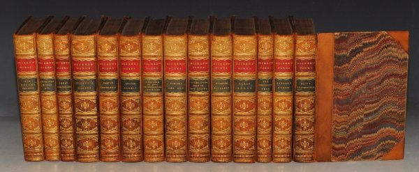 Image for The Works of Charles Dickens. In 14 volumes.