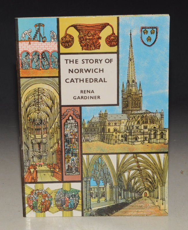 Image for The Story of Norwich Cathedral
