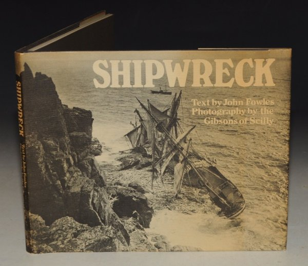 Image for Shipwreck Photography by the Gibsons of Scilly.