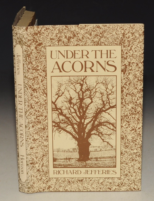Image for Under the Acorns. A Selection of Nature Essays. (SIGNED & LIMITED EDITION)