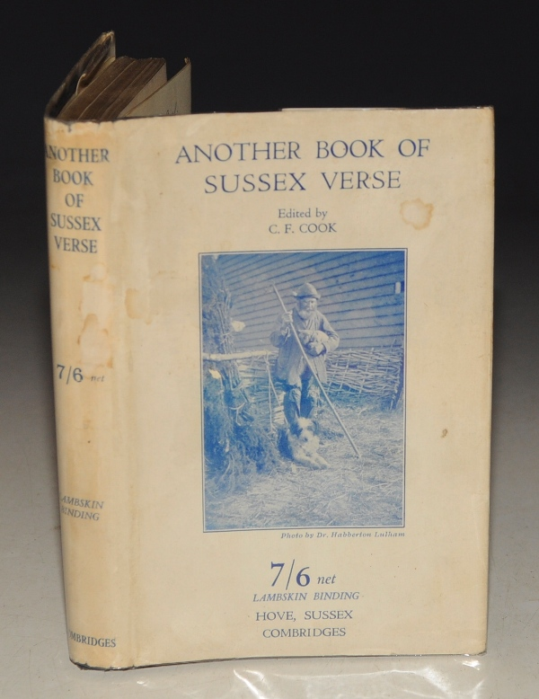 Image for Another Book of Sussex Verse Signed.