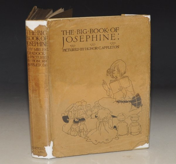 Image for The Big Book of Josephine Pictured by Honor C. Appleton.