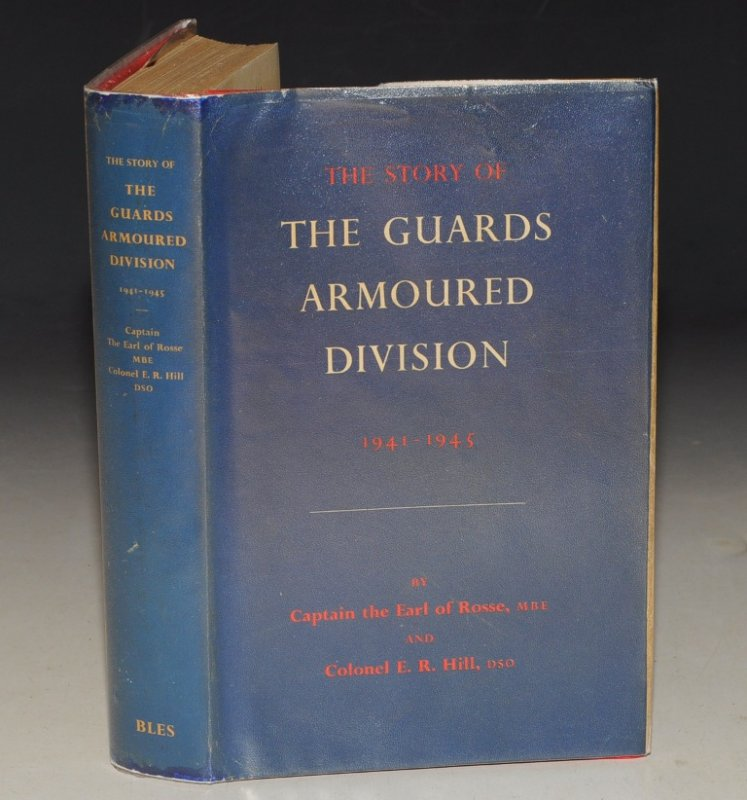 Image for The Story of The Guards Armoured Division.
