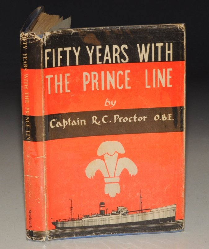 Image for Fifty Years With the Prince Line 1913-1963