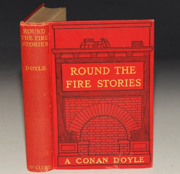 Image for Round the Fire Stories.