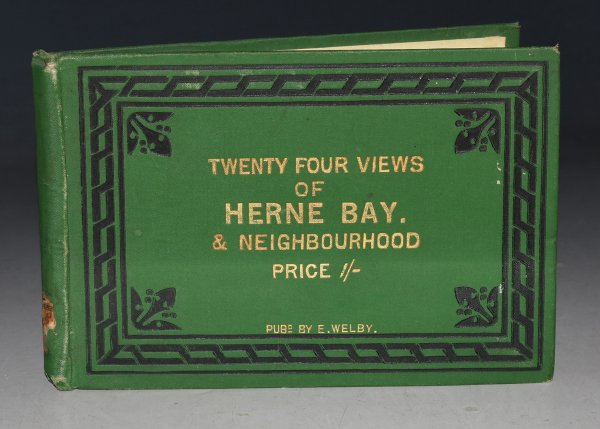 Image for Twenty Four Views of Herne Bay & Neighbourhood.