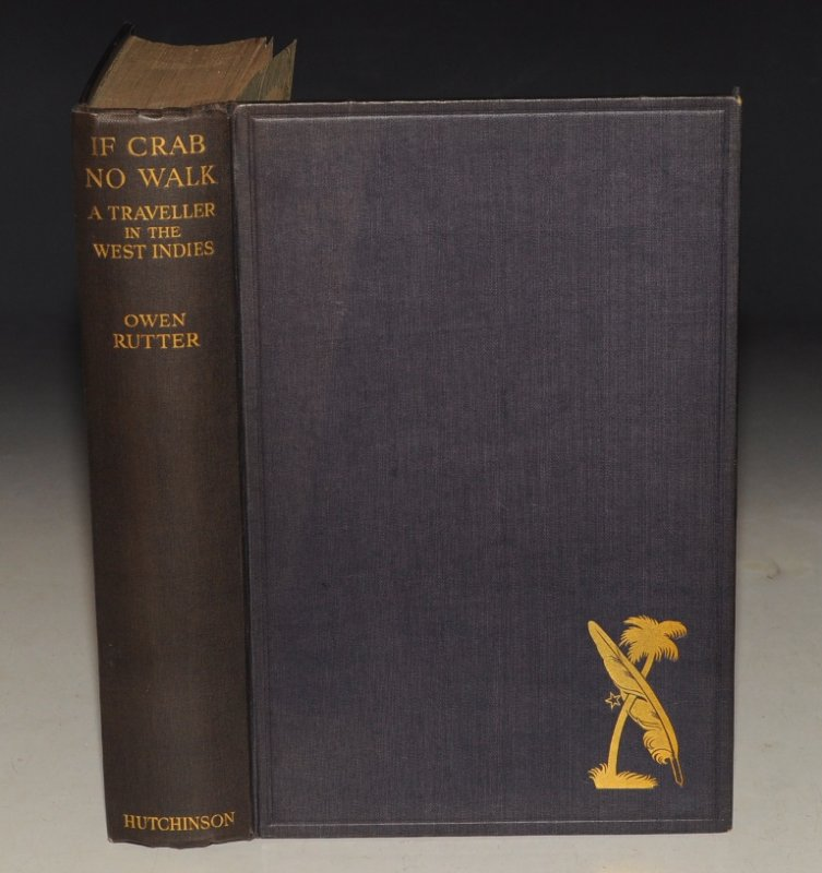 Image for If Crab No Walk: A Traveller in the West Indies. With 35 Illustrations.