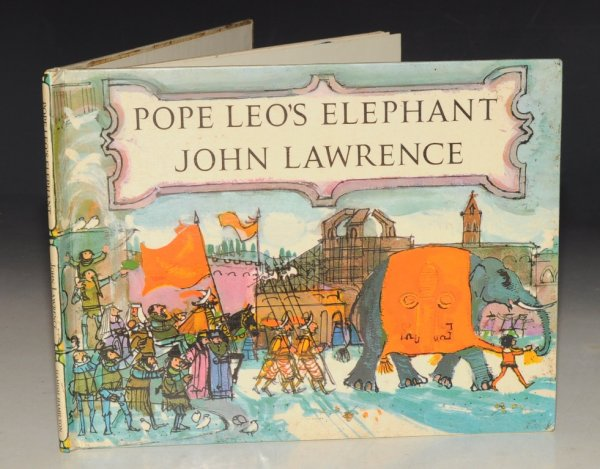 Image for Pope Leo's Elephant