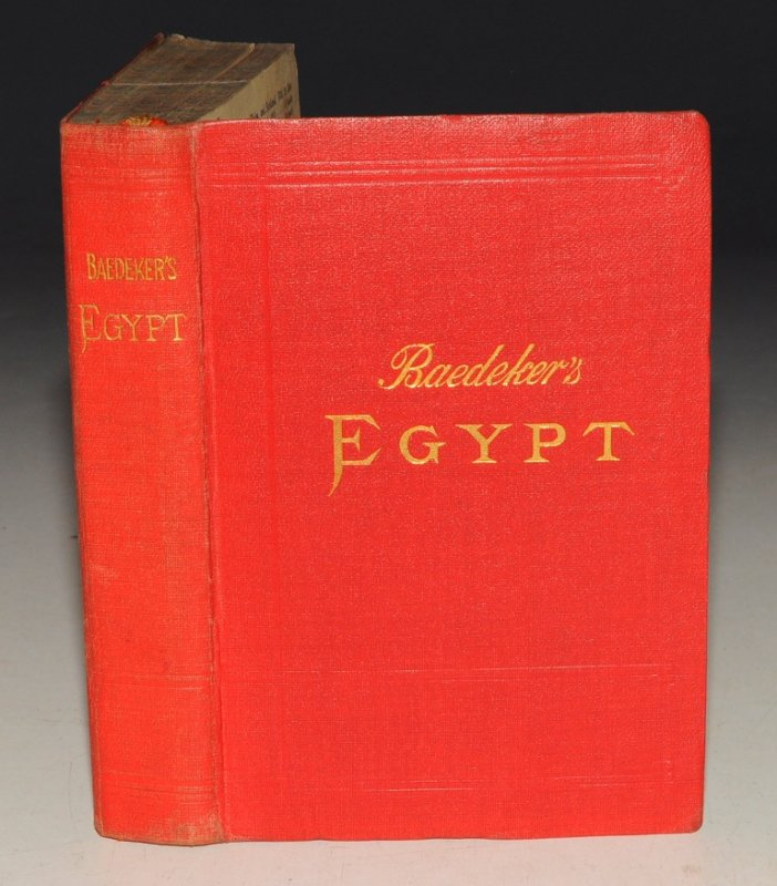 Image for Egypt and the Sudan. Handbook for travellers.