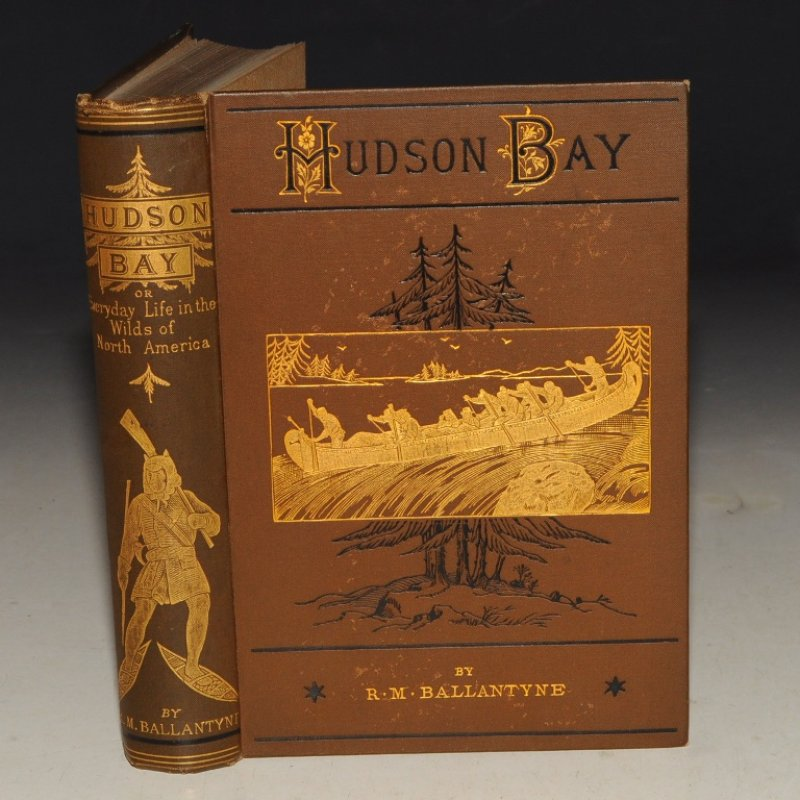 Image for Hudson Bay. Or: Everyday life in the Wilds of North America. During six years' residence in the territories of the Hon. Hudson Bay Company.