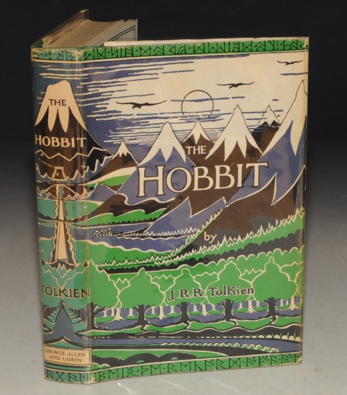 Image for The Hobbit or There and Back Again. Illustrations by The Author.