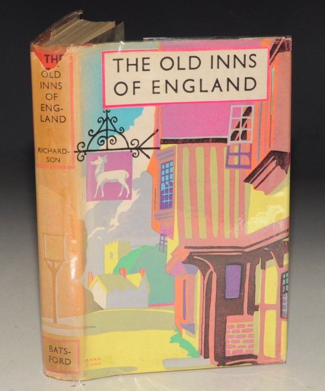 Image for The Old Inns of England. Foreword by Sir Edwin Lutyens.