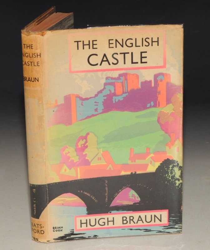 Image for The English Castle. Foreword by Hillaire BELLOC.