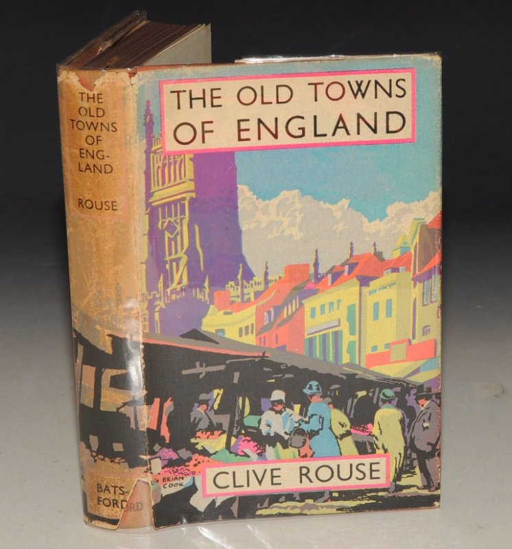 Image for The Old Towns of England.