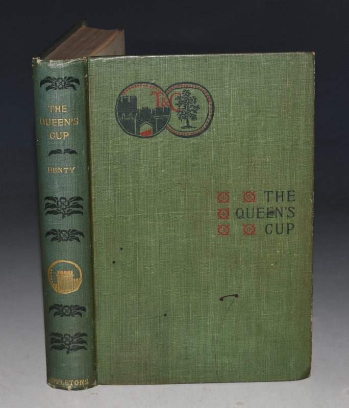 Image for The Queen's Cup. A Novel.